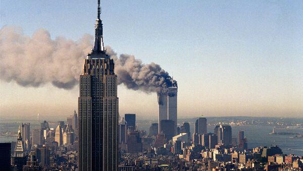 Atentados del 11 de septiembre de 2011 en EEUU (archivo) - Sputnik Mundo