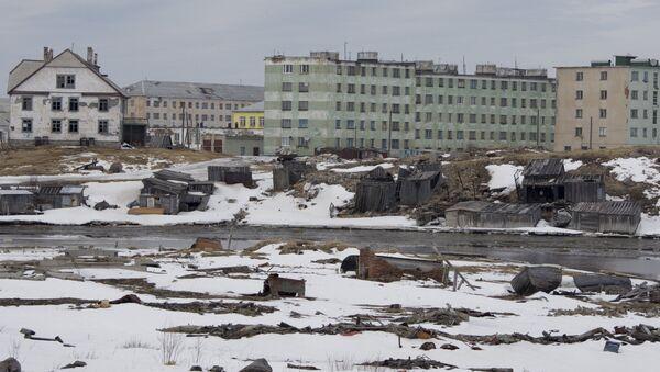 El pueblo de Teriberka - Sputnik Mundo