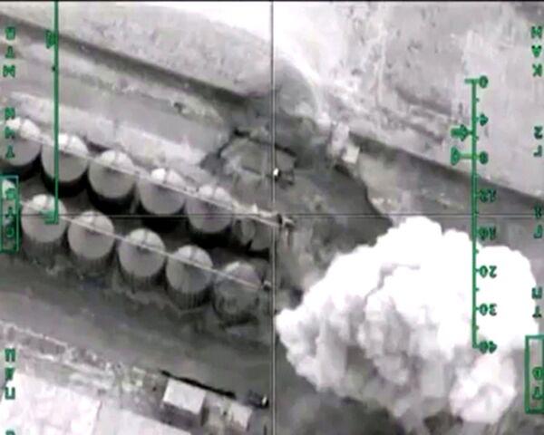 Operaciones de las Fuerzas Aeroespaciales rusas en Siria - Sputnik Mundo