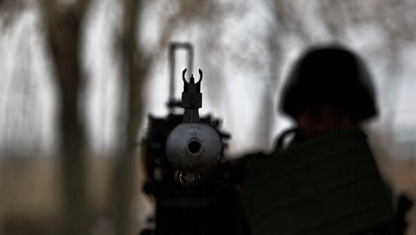 Fuerzas Armadas de Ucrania - Sputnik Mundo