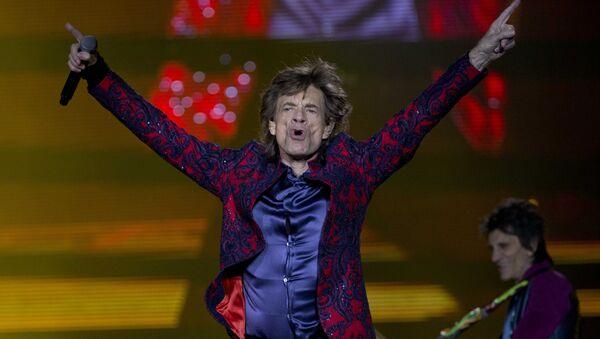 Mick Jagger - Sputnik Mundo
