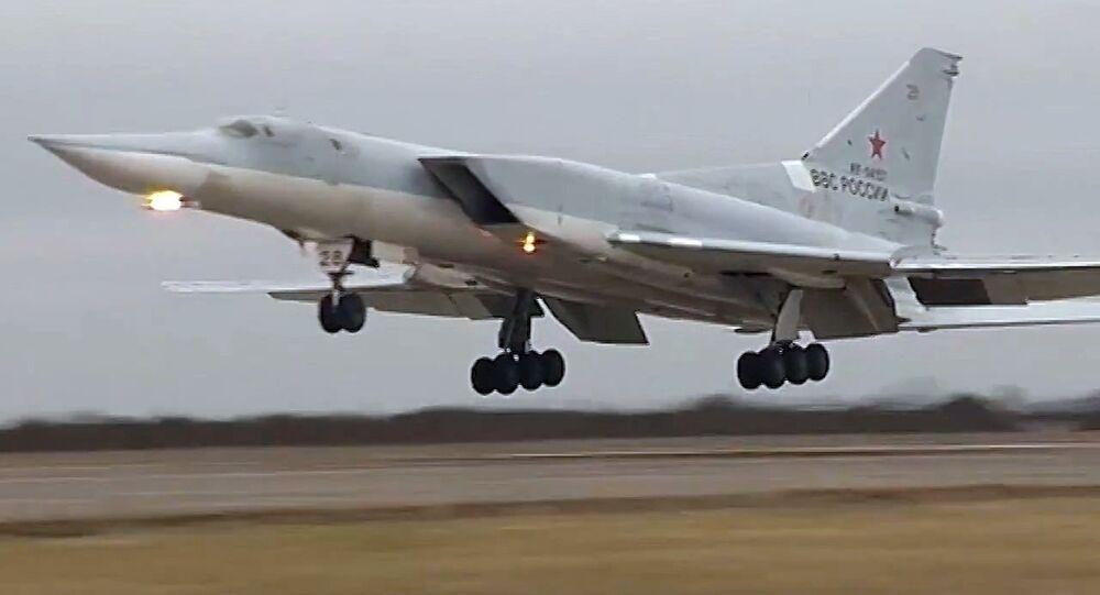 Bombardero ruso Tu-22M3