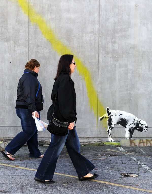 Street art: Entre el arte y el vandalismo - Sputnik Mundo