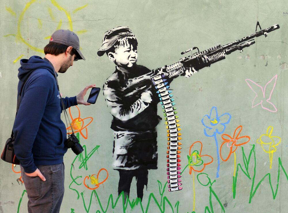 Street art: Entre el arte y el vandalismo