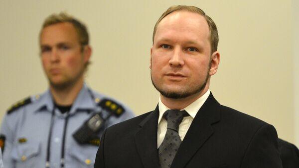 Anders Behring Breivik - Sputnik Mundo