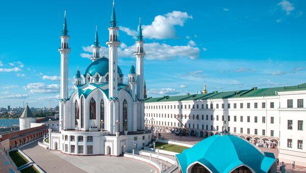 Мечеть Кул Шариф в Казани - Sputnik Mundo