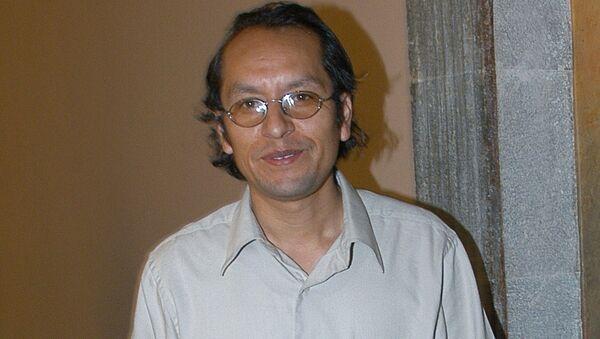 Wálter Chávez Sánchez en 2007 - Sputnik Mundo