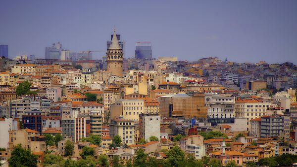 La ciudad de Estambul - Sputnik Mundo