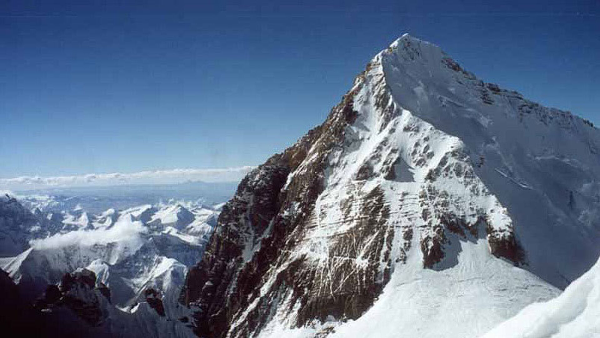 Гора Эверест - Sputnik Mundo, 1920, 01.06.2021