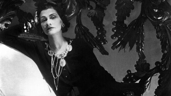 Coco Chanel en 1944 - Sputnik Mundo