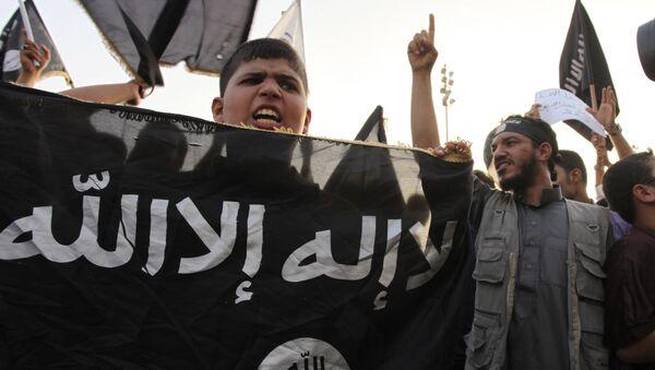 Seguidores de ISIS (archivo) - Sputnik Mundo