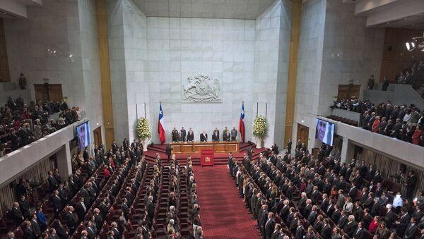Congreso de Chile (archivo) - Sputnik Mundo