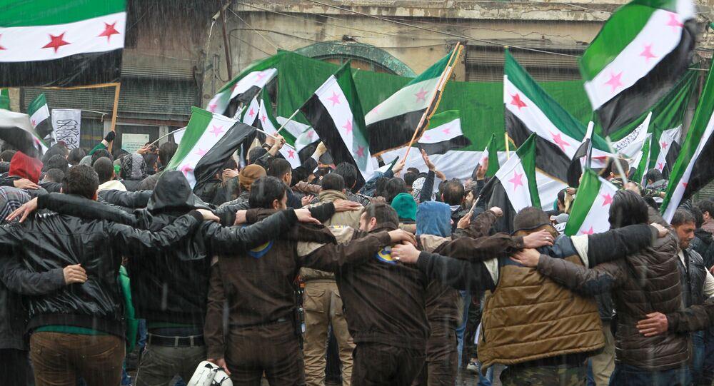 La oposición siria (archivo)