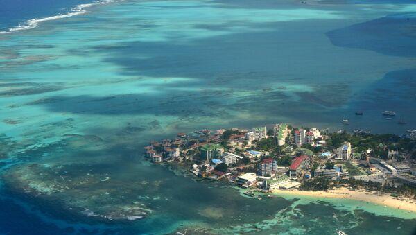 Isla de San Andrés - Sputnik Mundo
