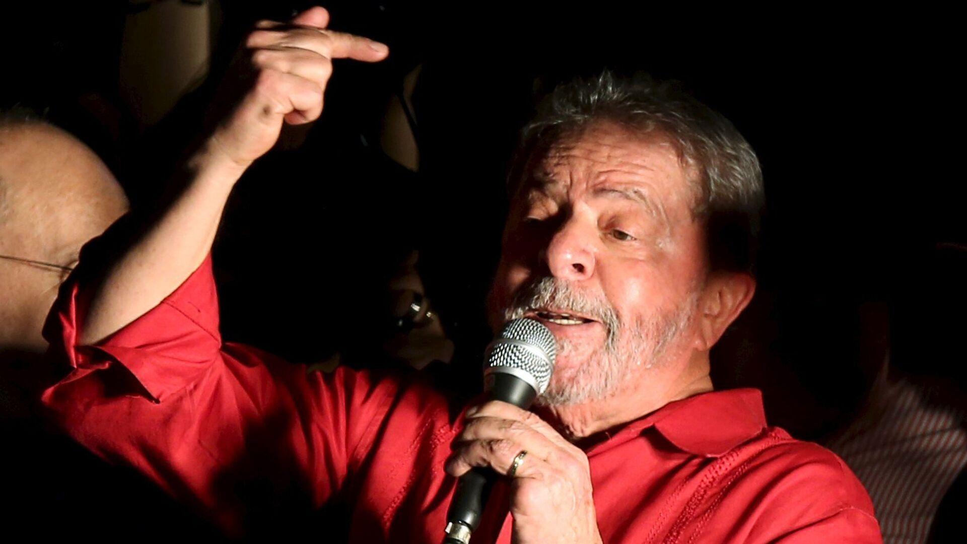 Luiz Inácio Lula da Silva, ex presidente de Brasil - Sputnik Mundo, 1920, 13.09.2021