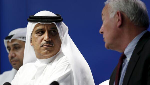 Ghaith al Ghaith, director ejecutivo de la aerolínea Flydubai - Sputnik Mundo