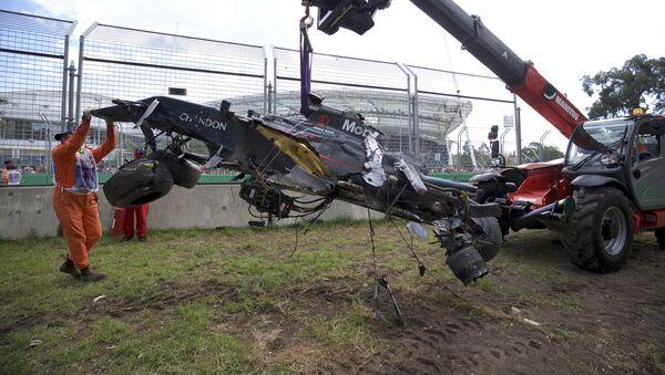 Formula 1 - Australia Grand Prix - Sputnik Mundo
