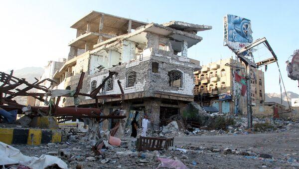 La situación en Yemen - Sputnik Mundo
