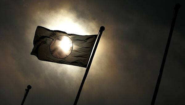 La bandera de Japón - Sputnik Mundo