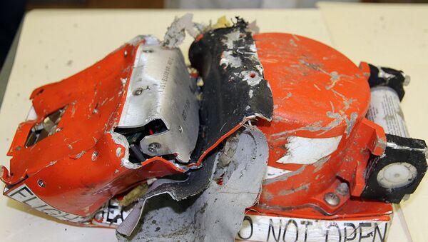 Caja negra del Boeing 737-800 de Flydubai - Sputnik Mundo