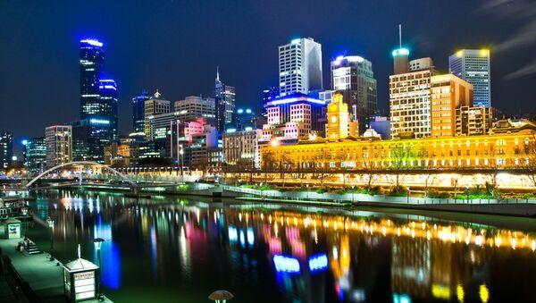 Melbourne, la capital cultural de Australia - Sputnik Mundo