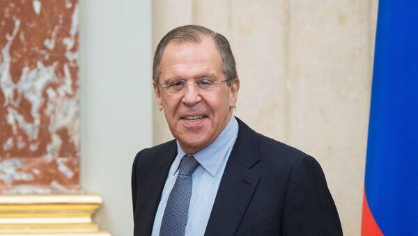Serguéi Lavrov cumple 66 años - Sputnik Mundo