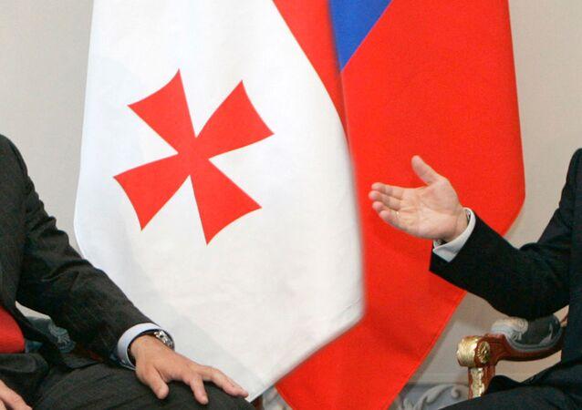 Diálogo entre Rusia y Georgia (Archivo)