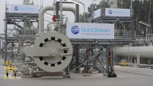 Nord Stream gas pipeline launched in Germany - Sputnik Mundo
