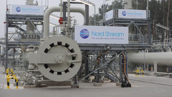 Gasoducto Nord Stream lanzado en Alemania - Sputnik Mundo