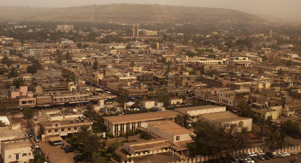 Bamako, Malí