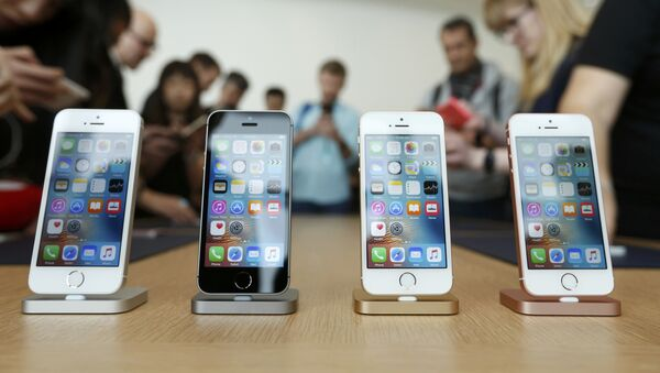 Nuevo iPhone SE - Sputnik Mundo