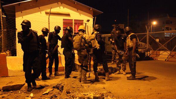 Ataque al hotel Nord Sud en Malí - Sputnik Mundo