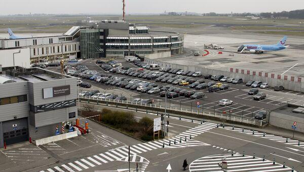 El aeropuerto de Bruselas-Zaventem - Sputnik Mundo