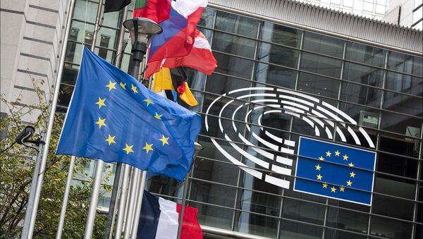 Parlamento Europeo - Sputnik Mundo