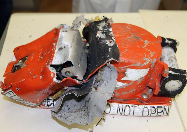 Las cajas negras del Boeing-737 siniestrado en Rostov del Don