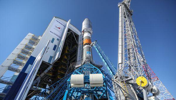 El cosmódromo Vostochni - Sputnik Mundo