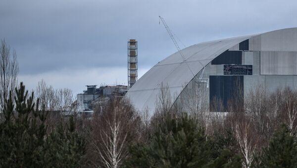 Central nuclear de Chernóbil - Sputnik Mundo