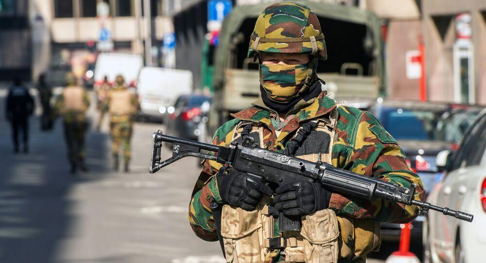 Situación en Bruselas