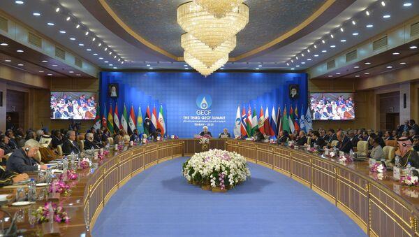 Рабочий визит президента РФ В.Путина в Иран - Sputnik Mundo