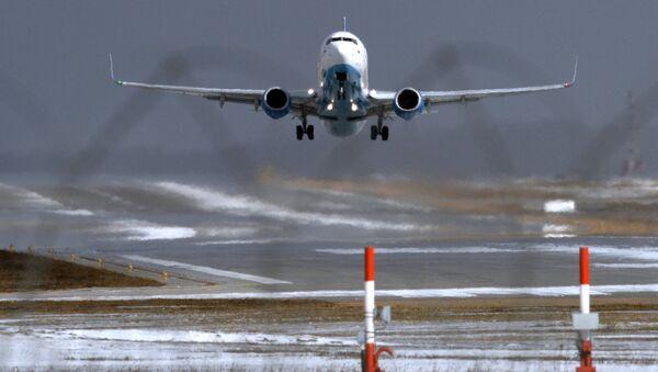 Primer avión de Flydubai aterriza en Rostov del Don tras siniestro del FZ-981 - Sputnik Mundo