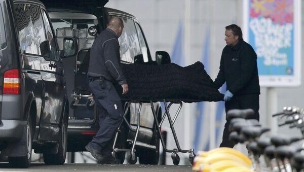 Identifican a 28 víctimas de los atentados en Bruselas - Sputnik Mundo