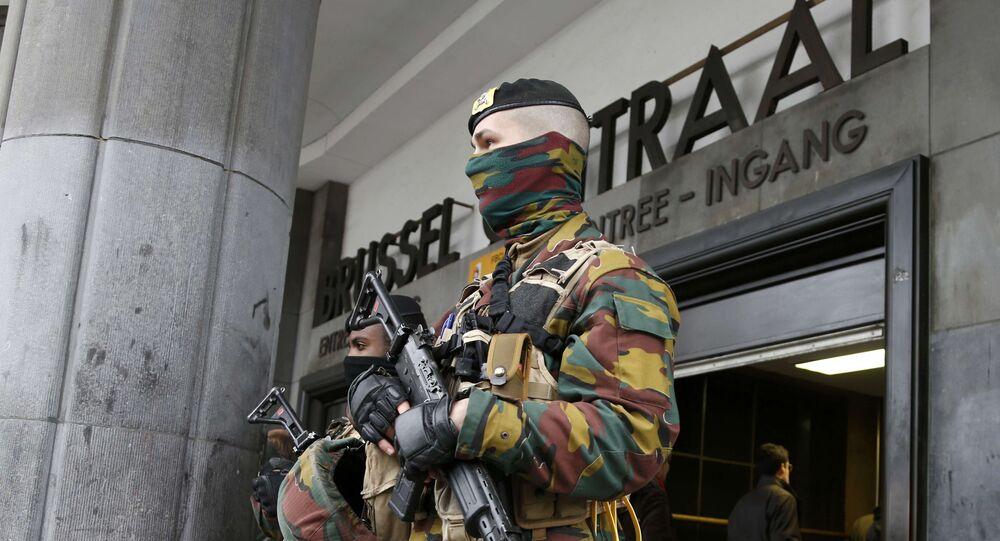 Policía belga encuentra la carta de uno de los suicidas de Bruselas