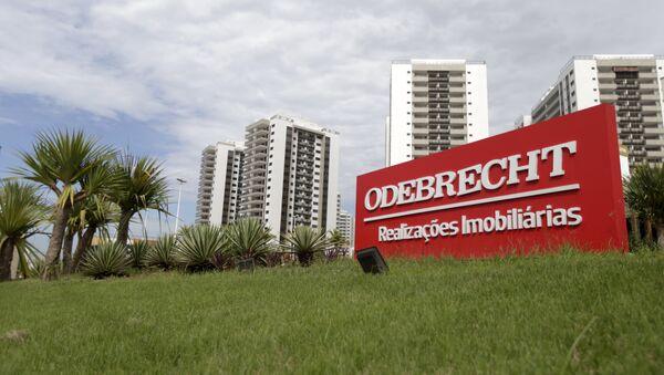 Más de 200 políticos recibieron dinero de Odebrecht, investigada en la Lava Jato - Sputnik Mundo