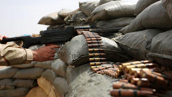 Lucha de Irak contra Daesh cerca de Mosul - Sputnik Mundo
