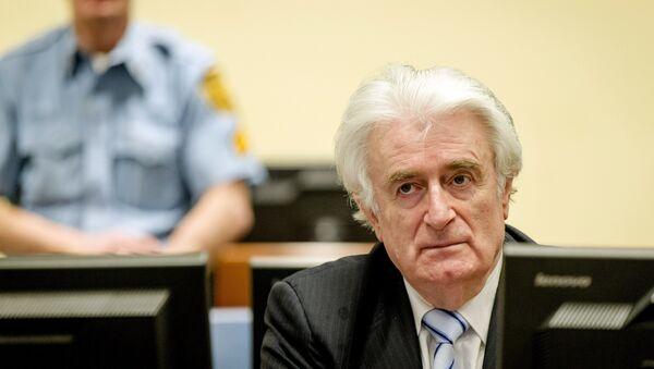 Radovan Karadzic - Sputnik Mundo