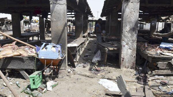 Uno de los ataques realizados por Boko Haram  (archivo) - Sputnik Mundo