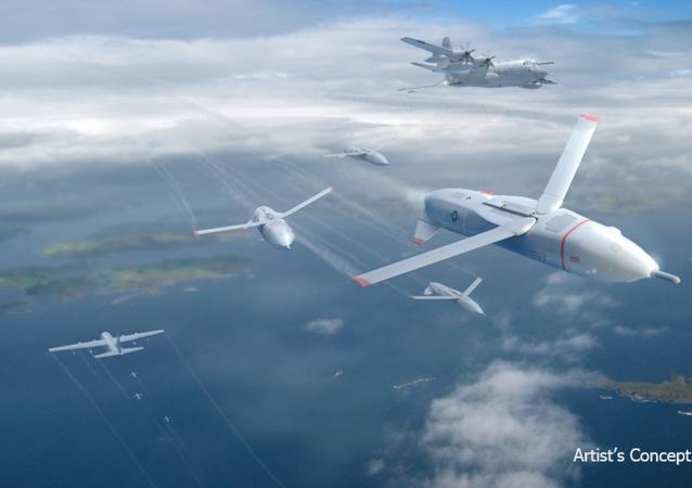 La aviación de EEUU prevé siete millones de drones para 2020
