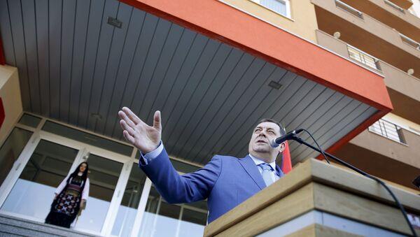 Milorad Dodik, el presidente de la República Srpska - Sputnik Mundo