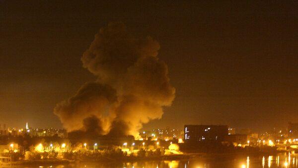 Explosión en Bagdad - Sputnik Mundo