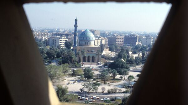 Bagdad - Sputnik Mundo